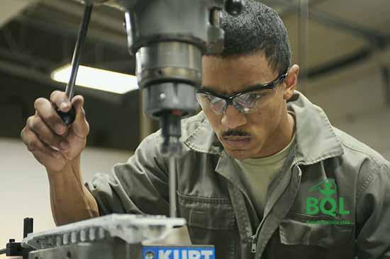 Como aumentar a produtividade em 37% na furação profunda de aço [ESTUDO DE CASO].