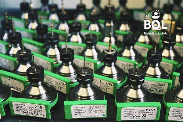 5 dicas para uma lubrificação industrial eficiente