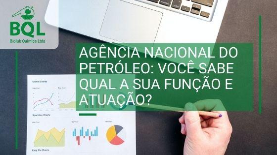 Agência Nacional do Petróleo: Você sabe qual a sua função e atuação?