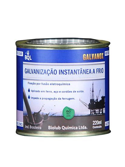 GALVANOX Embalagem 220ml