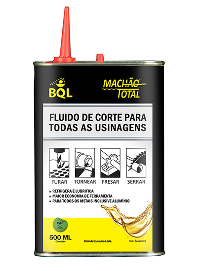 MACHÃO TOTAL Embalagem 500ml